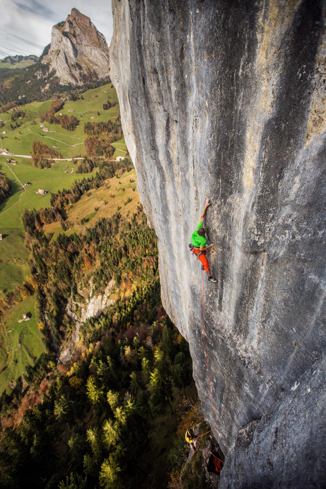Exposed | Stefan Kuerzi - Climbing Photography