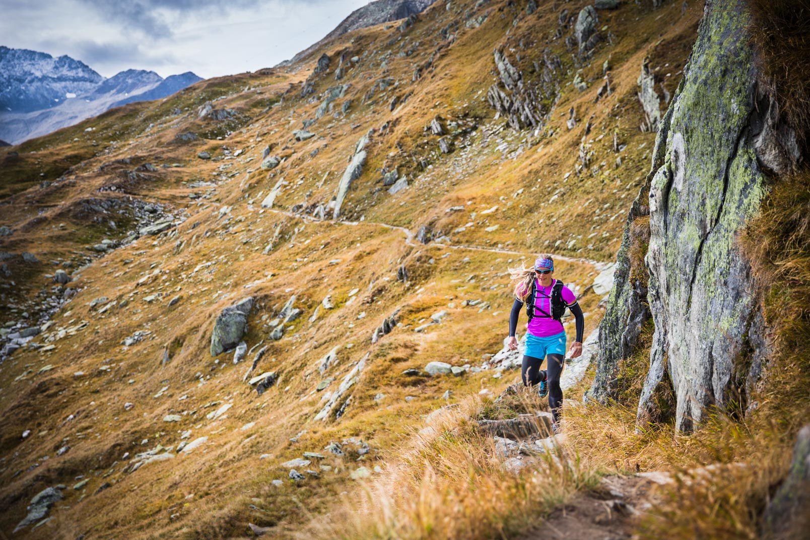 Trail Running | Stefan Kuerzi - Adventure Photography