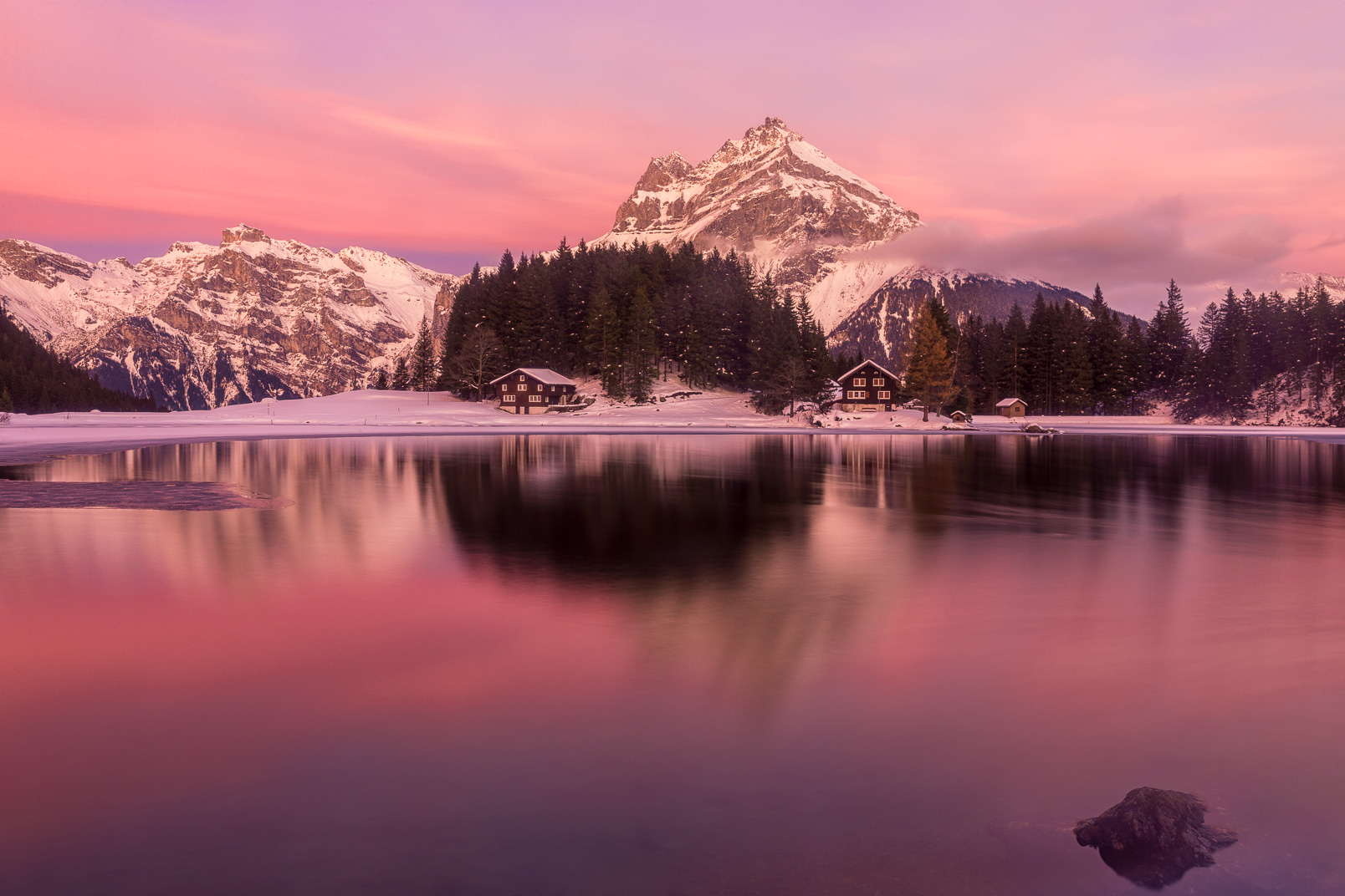 Arnisee | Stefan Kuerzi Adventure Photography