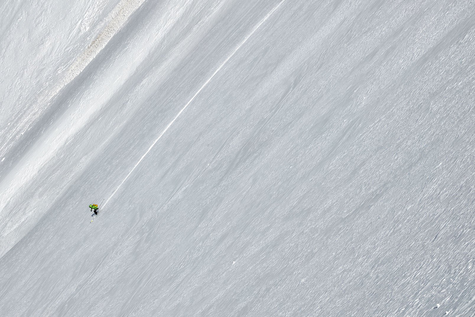 Alpine Skitouring | Stefan Kuerzi - Adventure Photography