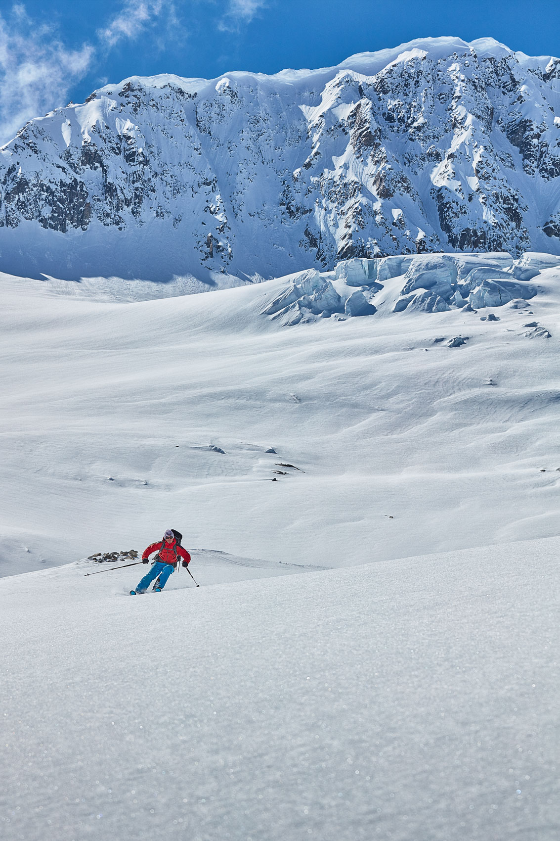 Skitouring |  Stefan Kuerzi - Adventure Photography
