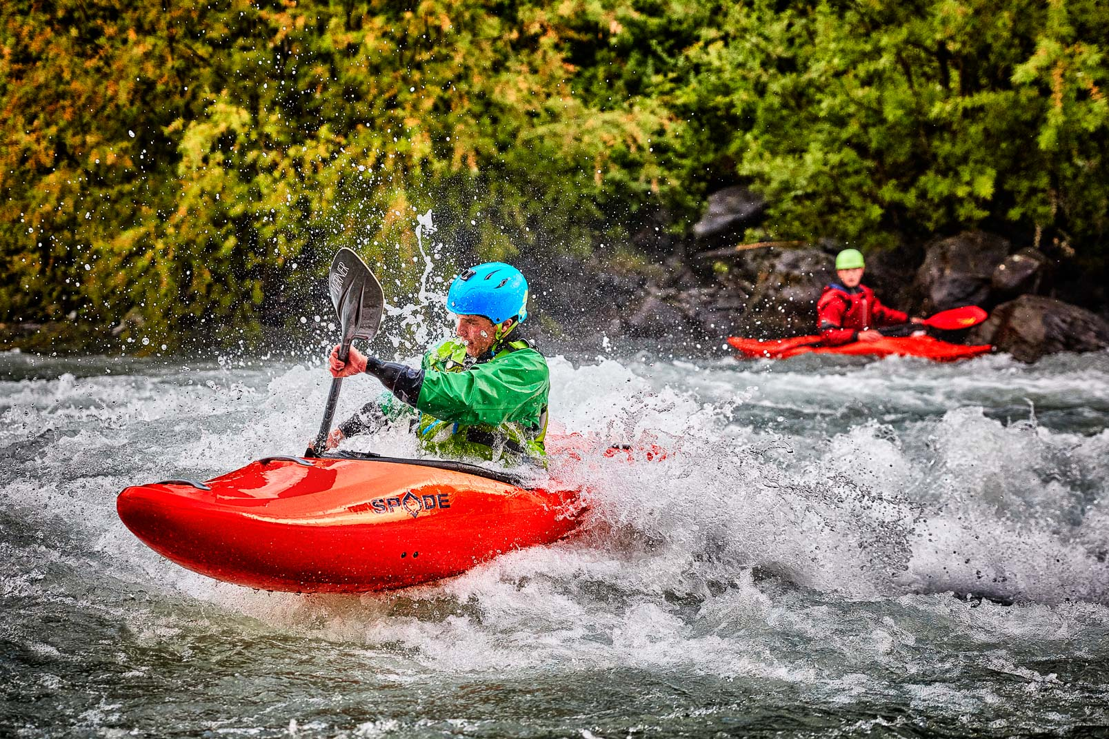 Whitewater | Stefan Kuerzi - Adventure Photography