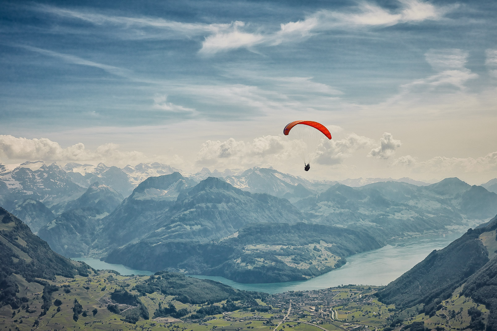 Fly | Stefan Kuerzi - Adventure Photography