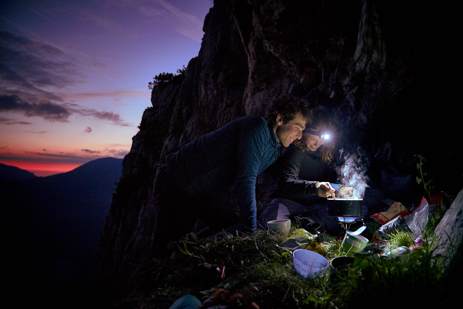 Bivouac | Stefan Kuerzi Adventure Photography