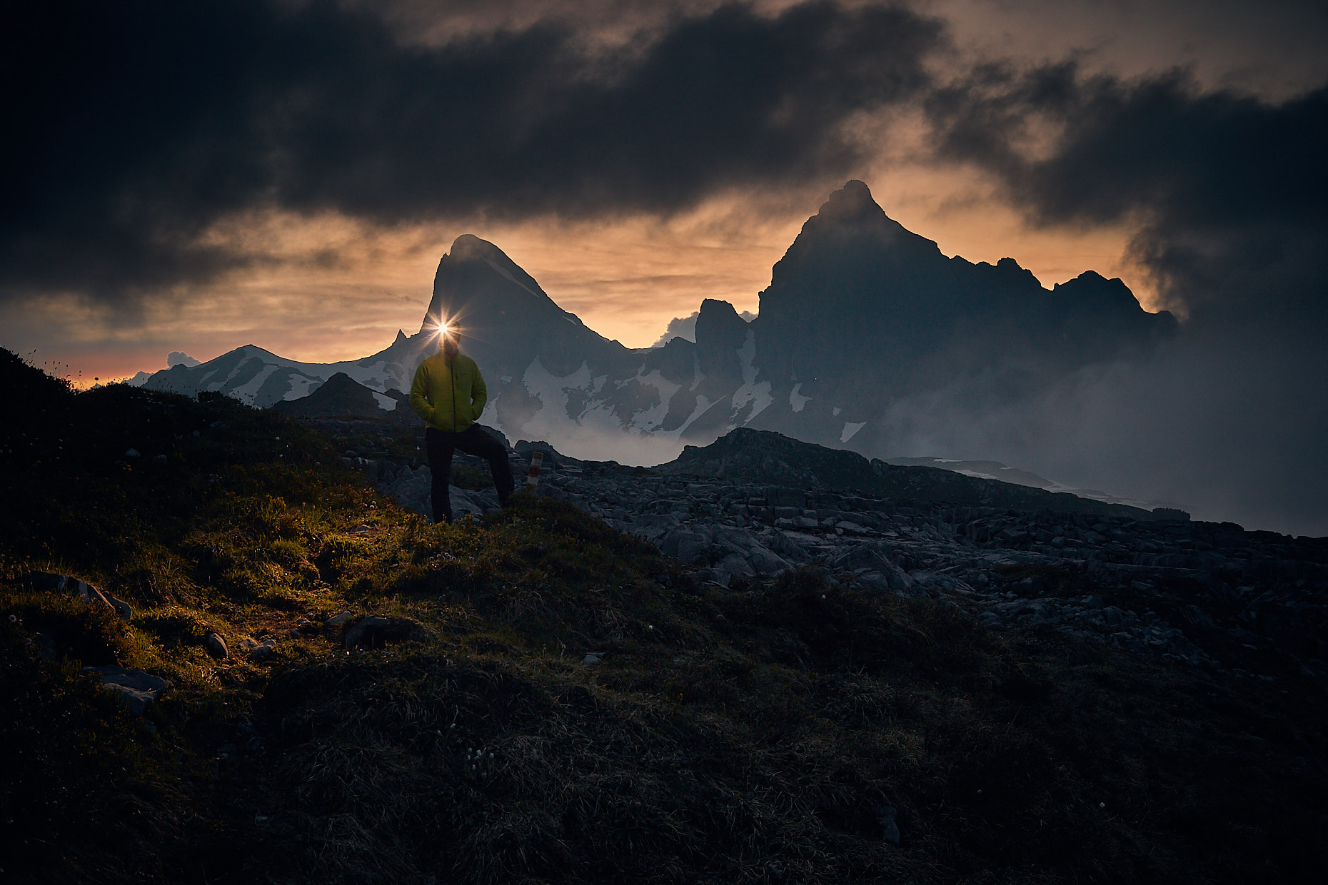 Dusk | Stefan Kuerzi Adventure Photography