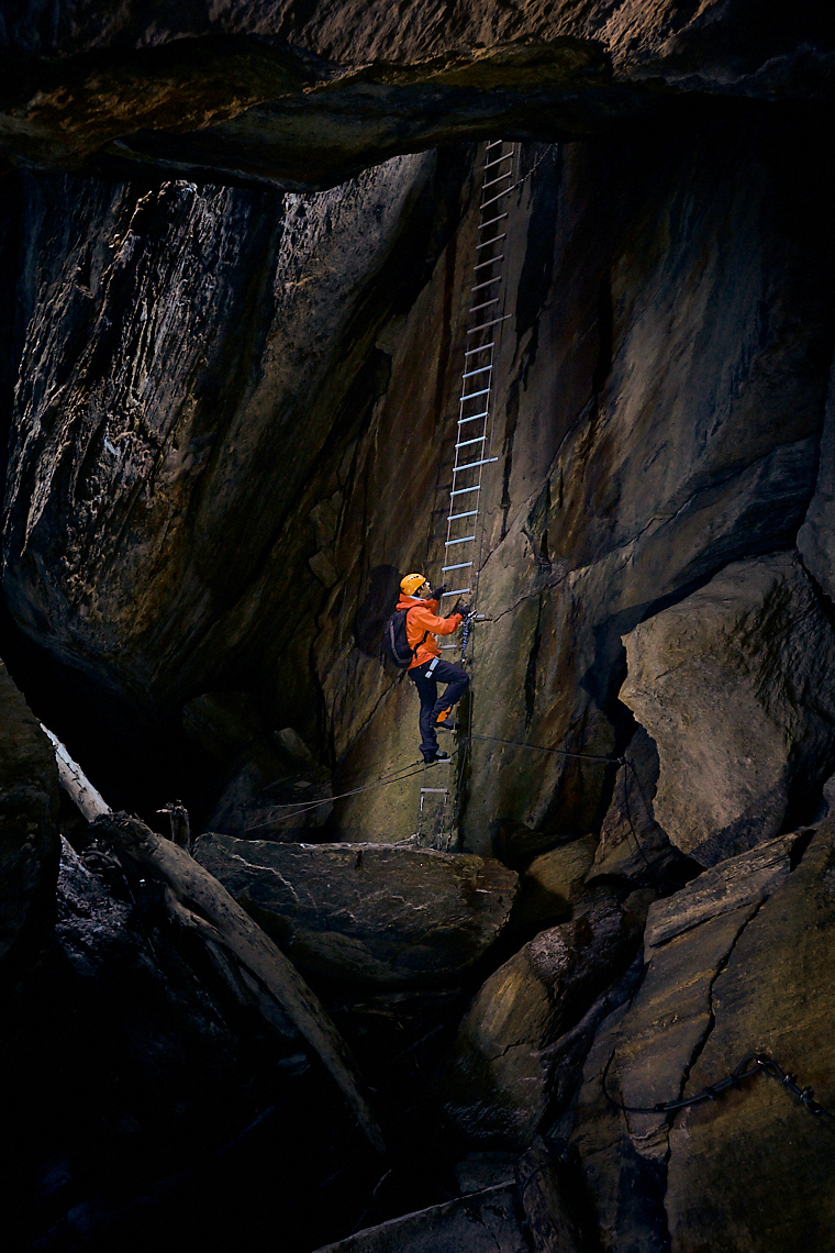 Gorges Alpin | Stefan Kuerzi Adventure Photography