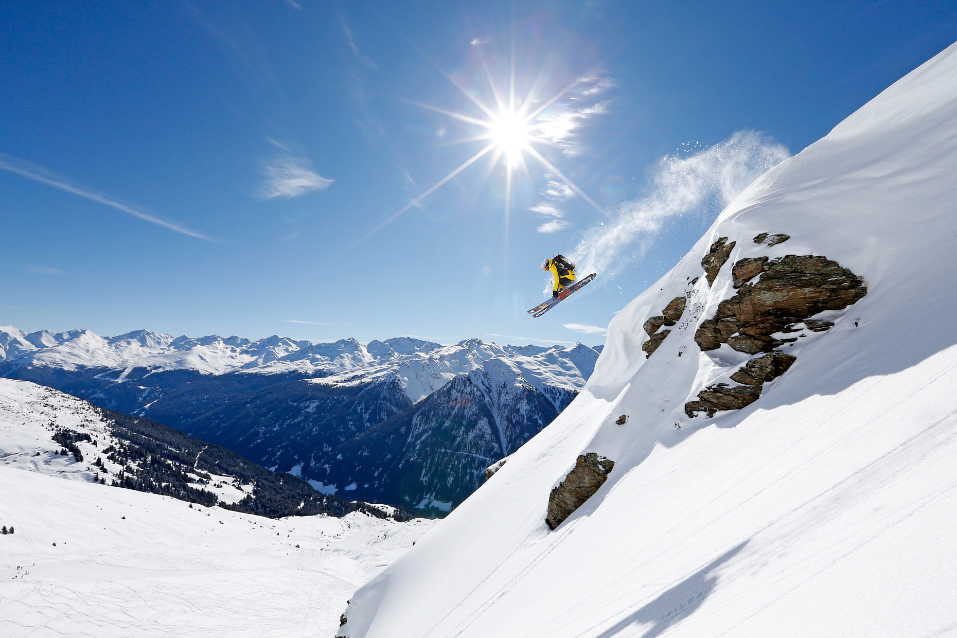 Freeski | Stefan Kuerzi Tourism Photography